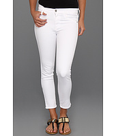 James Jeans - James Twiggy Crop in Frost White