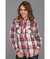 Roper - 8401 Red & Black Plaid