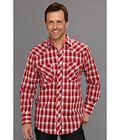 Roper - 8398 Red & Tan Plaid