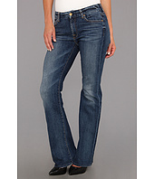 7 For All Mankind - Short Inseam Kimmie Bootcut in Destroyed Rue De Lille