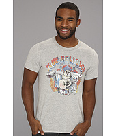 True Religion - Rock'N Buddha S/S Crew Neck Tee