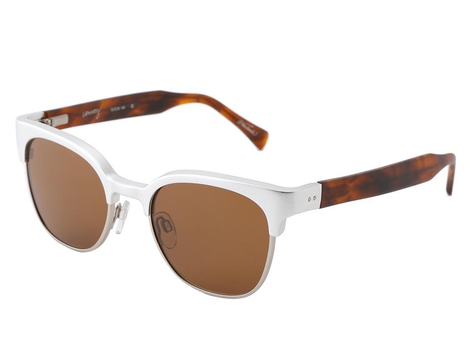 RAEN Optics Convoy Rootbeer Tortoise Silver Sport Sunglasses