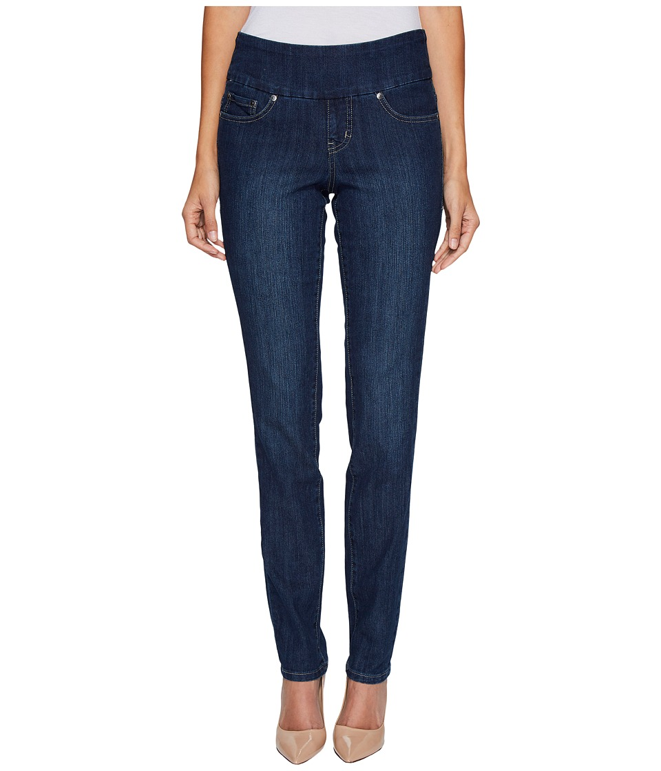 Jag Jeans - Malia Pull-On Slim in Blue Shadow (Blue Shadow) Women's Jeans