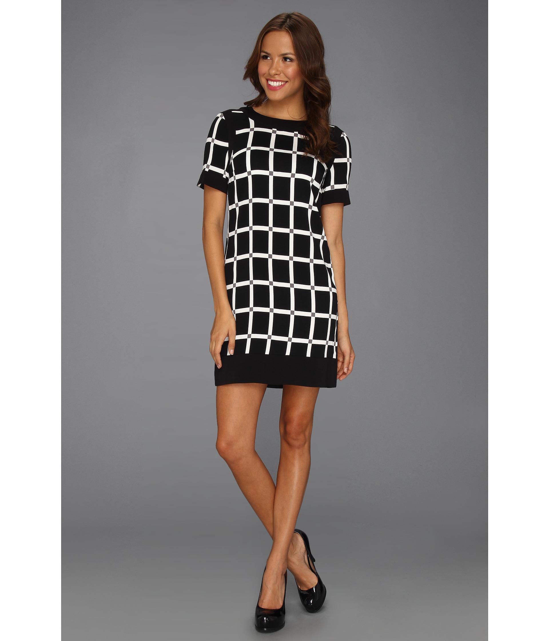 michael michael kors color block seamed dress, Clothing, Women at