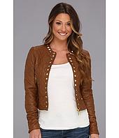 MICHAEL Michael Kors - Studded Quilt Jacket