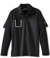 Nike Kids - Fashion Long-Sleeve Pocket Polo (Little Kids/Big Kids)