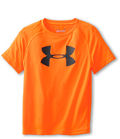 Under Armour Kids - Solid Logo Tee (Little Kids/Big Kids)