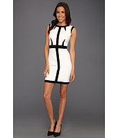 ABS Allen Schwartz - Graphic Color Block Dress