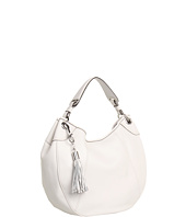 Calvin Klein - Key Item Leather Rounded Hobo