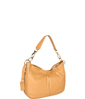 Calvin Klein - Key Item Leather Square Hobo