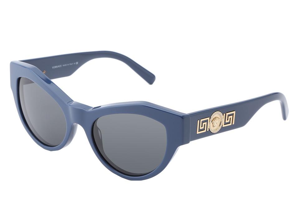 Versace VE4253 Blue/Grey Fashion Sunglasses