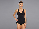 Lole - Madeira One Piece Swimsuit (Black) - Apparel<br />