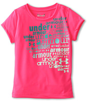 Under Armour Kids - Script Fade S/S Tee (Little Kids)