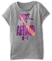 Under Armour Kids - Boys Be Afraid Tee (Little Kids)