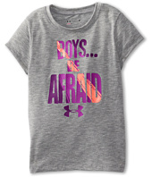 Under Armour Kids - Boys Be Afraid Tee (Toddler)