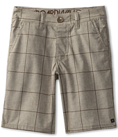 Rip Curl - Grinds Plaid Walkshort (Big Kids)