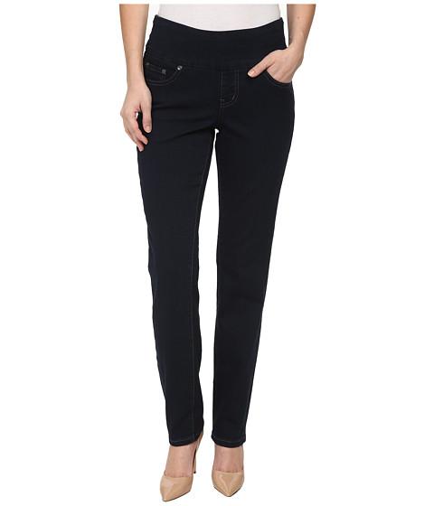 Jag Jeans Petite Petite Malia Pull-On Slim in After Midnight