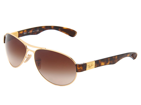 Ray-Ban RB3509 63mm - Arista Brown Gradient