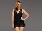 Kiyonna - Madison Swimsuit (Black Noir) - Apparel<br />