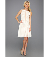Vince Camuto - Sleeveless Fit & Flare Dress