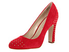 Red suede shoes. Anne Klein - Qadira (Red Suede) - Footwear