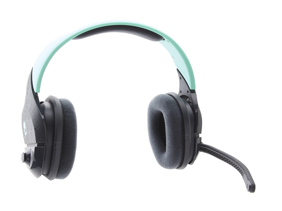 Skullcandy PLYR 2 Teal/Navy Headphones