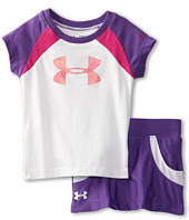 Under Armour Kids - Color Block Tee Set (Infant)