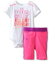 Under Armour Kids - MVP Bodysuit Set (Infant)