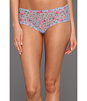 Betsey Johnson - Stretch Mesh Lo-Rise Cheekini