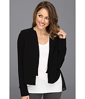 Kenneth Cole New York - Reese Drape Front Blazer
