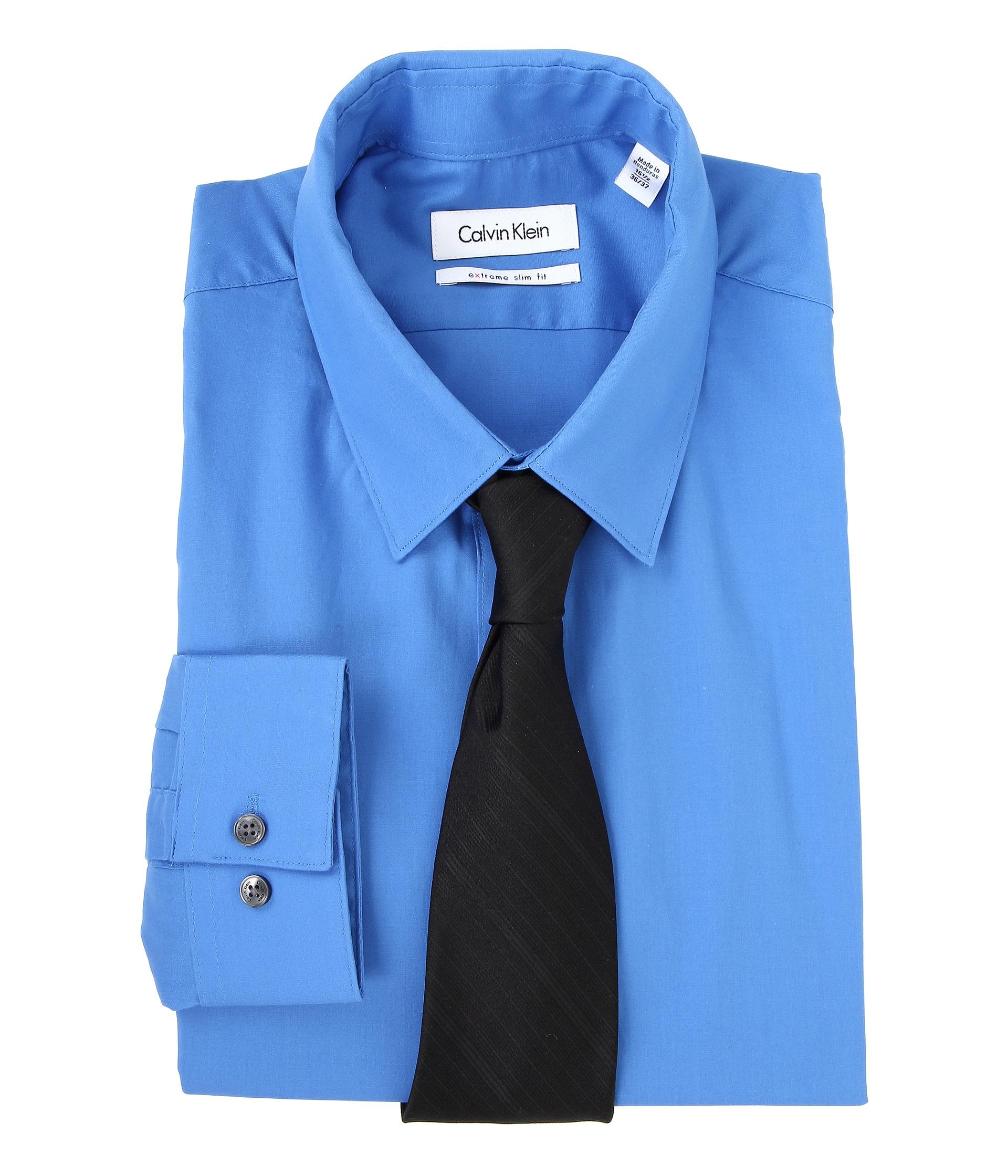 Calvin klein extreme slim fit driverlayer search engine for Calvin klein x fit dress shirt
