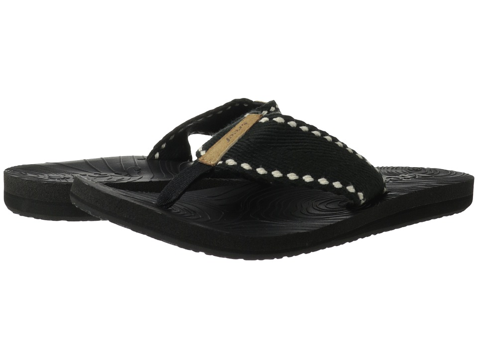 Reef Zen Wonder (Black/Black) Women