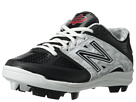 New Balance Kids 4040v2 Little Kid, Big Kid White, Black Shoes