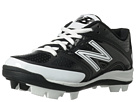 New Balance Kids 4040v2 Little Kid, Big Kid Black, White Shoes