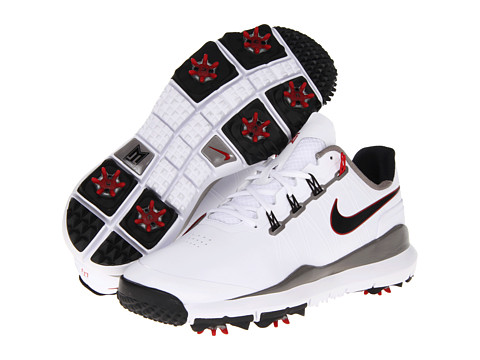 498067a2a43 Evolution of Tiger Woods Golf Shoes