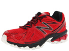 New Balance Kids 610v3 Little Kid, Big Kid Red, Black Shoes