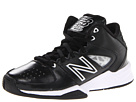New Balance Kids 82 Little Kid, Big Kid Black, White Shoes