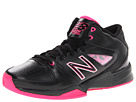 New Balance Kids 82 Toddler, Little Kid, Big Kid Black, Pink Shoes
