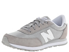New Balance Kids 501 Little Kid, Big Kid Grey, White Shoes
