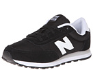 New Balance Kids 501 Little Kid, Big Kid Black, White Shoes