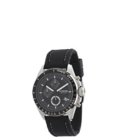 Fossil - CH2573 Silicon Strap Analog Dial Chronograph Watch