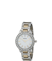 Fossil - ES2409 Stainless Steel Bracelet Analog Dial Watch