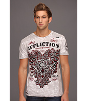 Affliction - Probe S/S Panel V-Neck Top