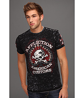 Affliction - Spade Kills Reversible Tee