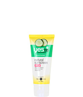 Yes To - Yes To Cucumbers Natural Sunscreen SPF 30