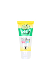 Yes To - Yes To Cucumbers Cucumbers Natural Sunscreen SPF 40 Kids