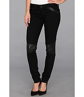 True Religion - Moto Pant w/ Leather Panels