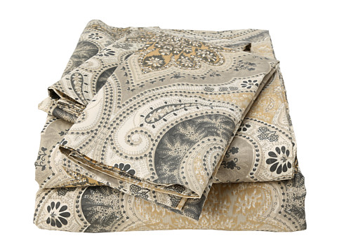 Elite Milano Paisley Collection 100-Percent Cotton Sateen 4-Piece