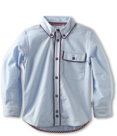 Little Marc Jacobs - Mini Me Oxford Shirt (Little Kids/Big Kids)