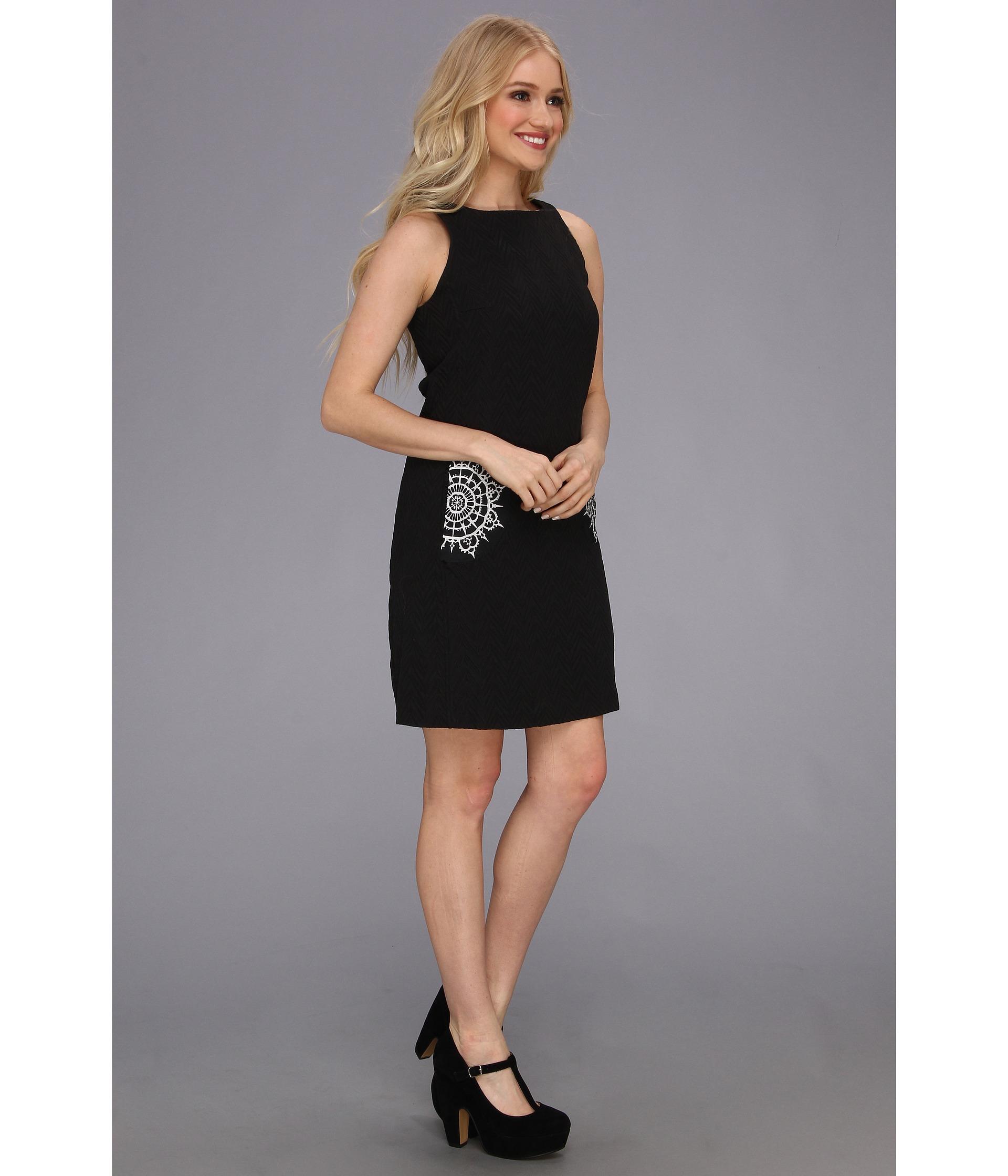 Desigual Ramone Dress Negro